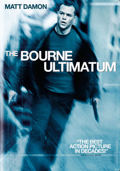 The Bourne Ultimatum - Widescreen - DVD - Used