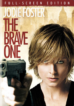 The Brave One - Full Screen - DVD - Used