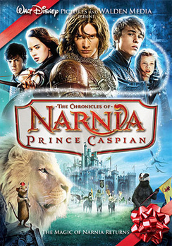 The Chronicles of Narnia: Prince Caspian - DVD - Used