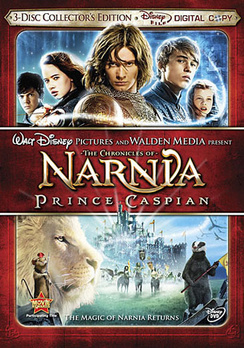 The Chronicles of Narnia: Prince Caspian - Collector's Edition - DVD - Used