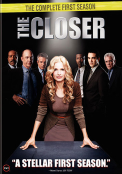 The Closer: The Complete First Season - DVD - Used