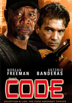 The Code - DVD - Used