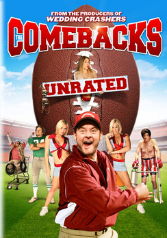 The Comebacks - Unrated - DVD - Used