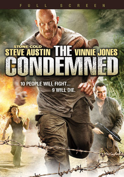The Condemned - Full Screen - DVD - Used