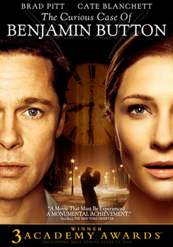 The Curious Case of Benjamin Button - DVD - Used