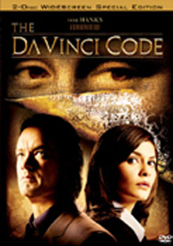 The Da Vinci Code - Widescreen Special Edition - DVD - Used