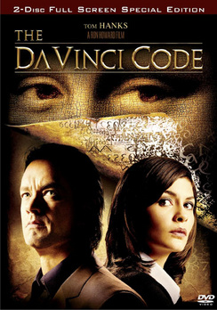 The Da Vinci Code - Full-Screen Special Edition - DVD - Used