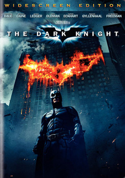 The Dark Knight - Widescreen - DVD - Used