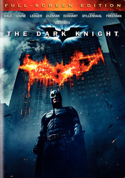 The Dark Knight - Full Screen - DVD - Used