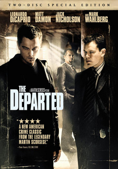 The Departed - Widescreen Special Edition - DVD - Used