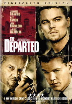 The Departed - Widescreen - DVD - Used