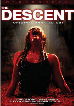 The Descent - Widescreen Unrated - DVD - Used