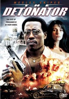 The Detonator - Widescreen - DVD - Used