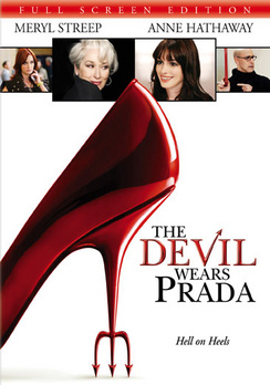 The Devil Wears Prada - Full Screen - DVD - Used