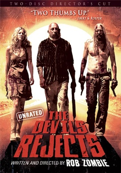 The Devil's Rejects - Widescreen Unrated - DVD - Used