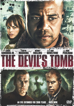 The Devil's Tomb - Widescreen - DVD - Used