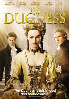 The Duchess - Widescreen - DVD - Used