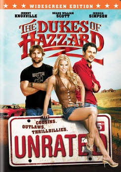 The Dukes Of Hazzard - Widescreen Unrated - DVD - Used