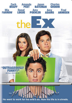 The Ex - Full-Screen PG-13 Version - DVD - Used