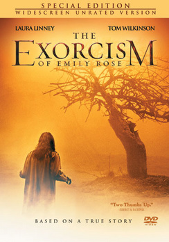 The Exorcism of Emily Rose - Unrated Special Edition - DVD - Used