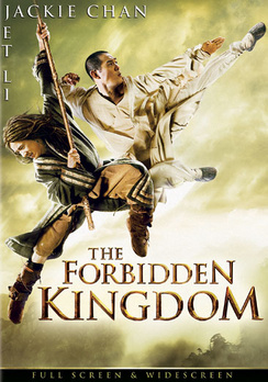 The Forbidden Kingdom - DVD - Used