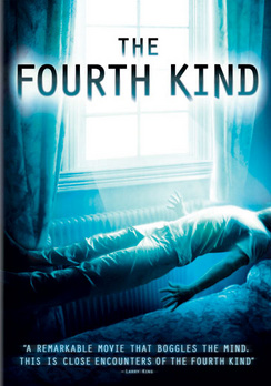 The Fourth Kind - Widescreen - DVD - Used