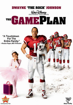 The Game Plan - Widescreen - DVD - Used