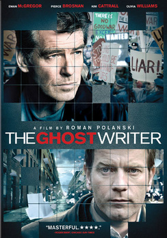 The Ghost Writer - DVD - Used