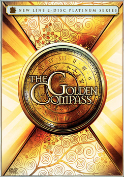 The Golden Compass - Platinum Series - DVD - Used