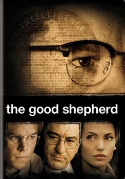 The Good Shepherd - Full Screen - DVD - Used