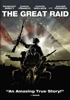 The Great Raid - Full Screen - DVD - Used