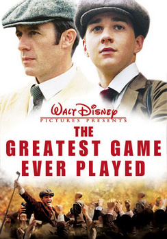 The Greatest Game Ever Played - DVD - Used