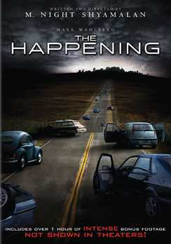 The Happening - Widescreen - DVD - Used