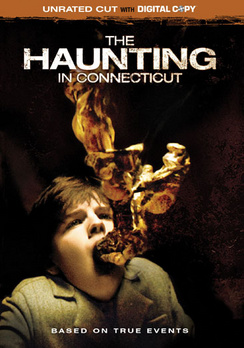 The Haunting in Connecticut - Unrated - DVD - Used