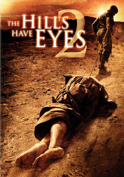 The Hills Have Eyes 2 - DVD - Used