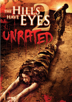 The Hills Have Eyes 2 - Widescreen Unrated - DVD - Used