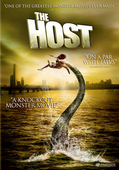 The Host - DVD - Used