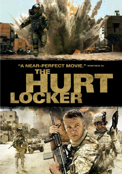 The Hurt Locker - DVD - Used