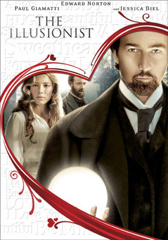 The Illusionist - Widescreen - DVD - Used
