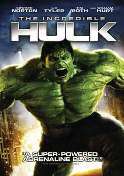 The Incredible Hulk - Full Screen - DVD - Used