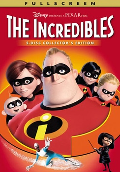 The Incredibles - Full-screen Collector's Edition - DVD - Used
