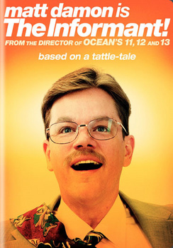 The Informant! - Widescreen - DVD - Used