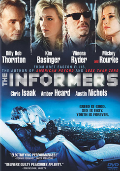 The Informers - Widescreen - DVD - Used