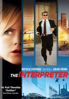 The Interpreter - Widescreen - DVD - Used