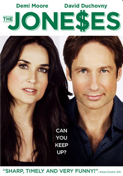 The Joneses - DVD - Used