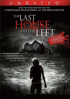 The Last House on the Left - Unrated - DVD - Used