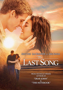 The Last Song - DVD - Used