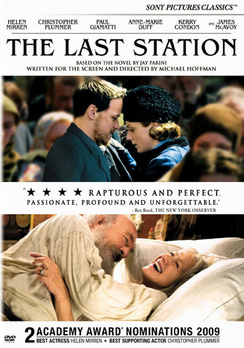 The Last Station - Widescreen - DVD - Used