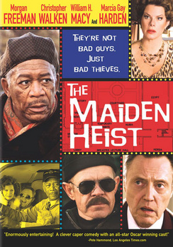 The Maiden Heist - Widescreen - DVD - Used