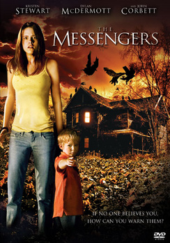 The Messengers - Widescreen - DVD - Used